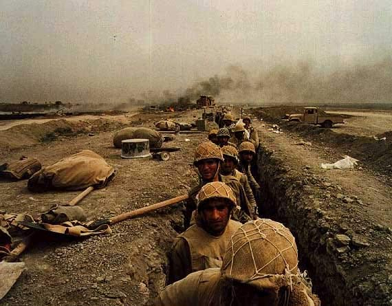 Iran-Iraq War (1980-1988)
