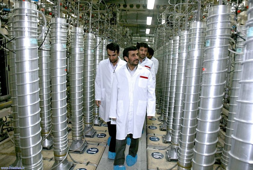 iran nuclear program The 18 year secret of iran's incoming nuclear arsenal learn how iran's nuclear weapons program poses a threat to america and american interests.