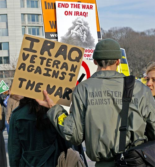 """against a war against iraq essay This is a web site opposed to the war on iraq although there is little factual evidence which reduces the integrity, there are vague truths such as """"iraq's missiles are not very good at delivery chemicals."""