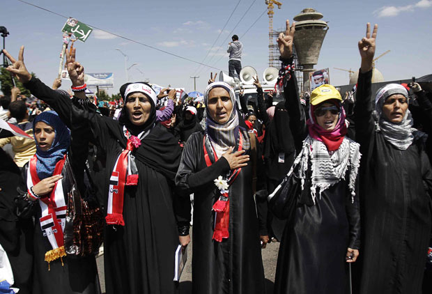 Women S Rights And Revolution In Yemen A Local Perspective