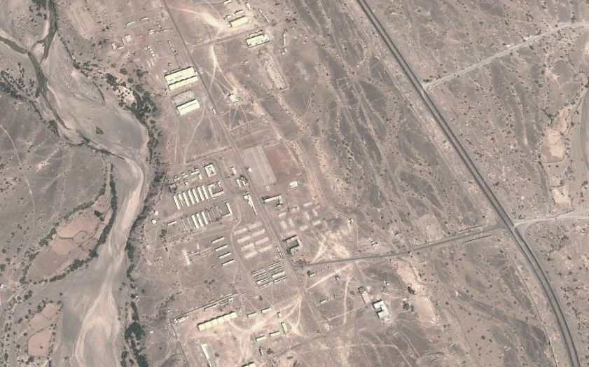 Through The Grape Vine US Military Base In Yemen - Us embassy in yemen map