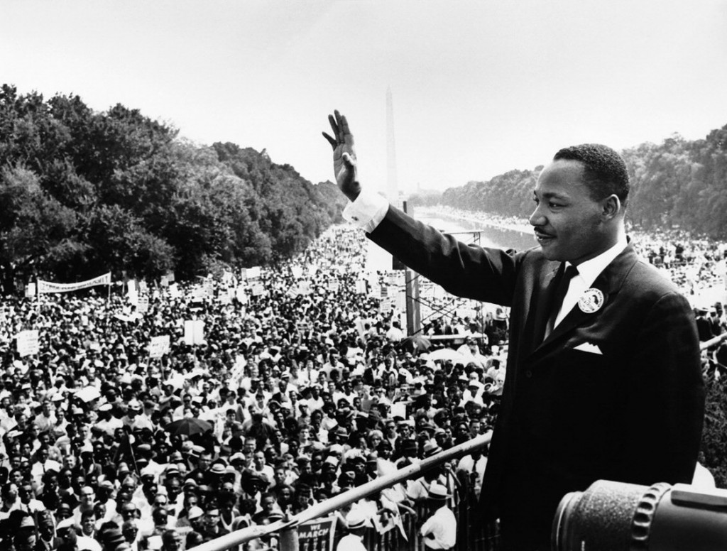 The life and impact of martin luther king jr
