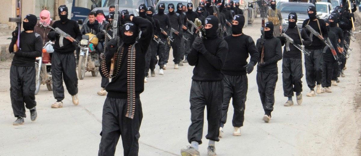 16-Jihadist group ISIS declares Islamic 'Caliphate' in Iraq, Syria