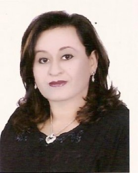 Ghada Jamsheer (Photo courtesy Frontline Defenders)