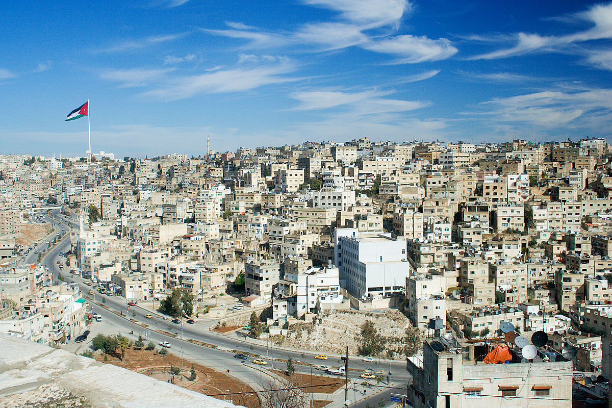 The Urban Refugee Experience in Jordan