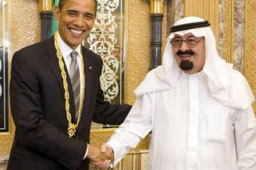 obama meets late king al saud