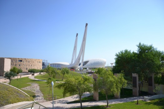 Qatar-faculty-Islamic-studies-education-city