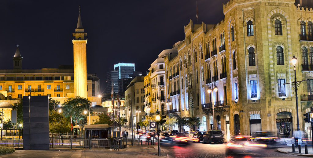 downtown-beirut