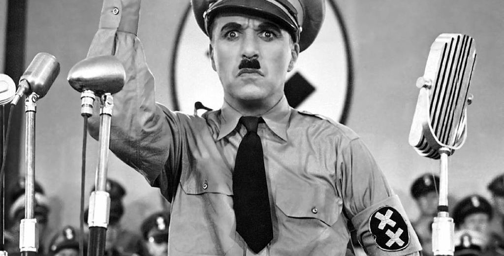 Charlie Chaplin as the Little Dictator (Photo Credit: Wikipedia)