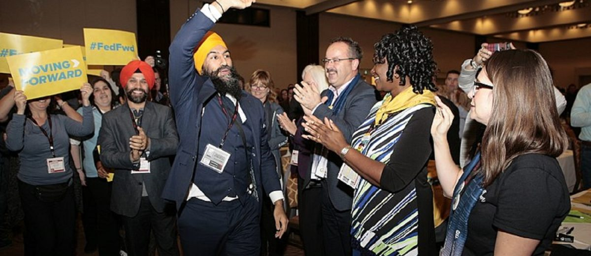 NDP Leader Jagmeet Singh at Ontario Labour Convention